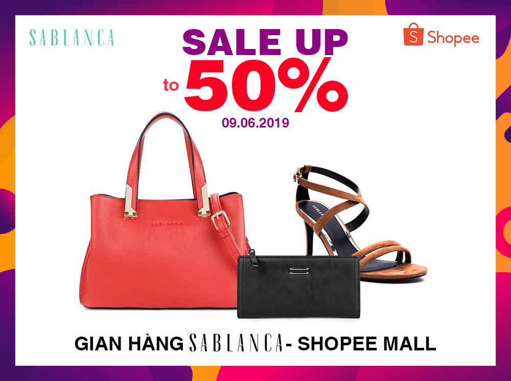 sablanca-shopee-mall-sale-up-to-50%