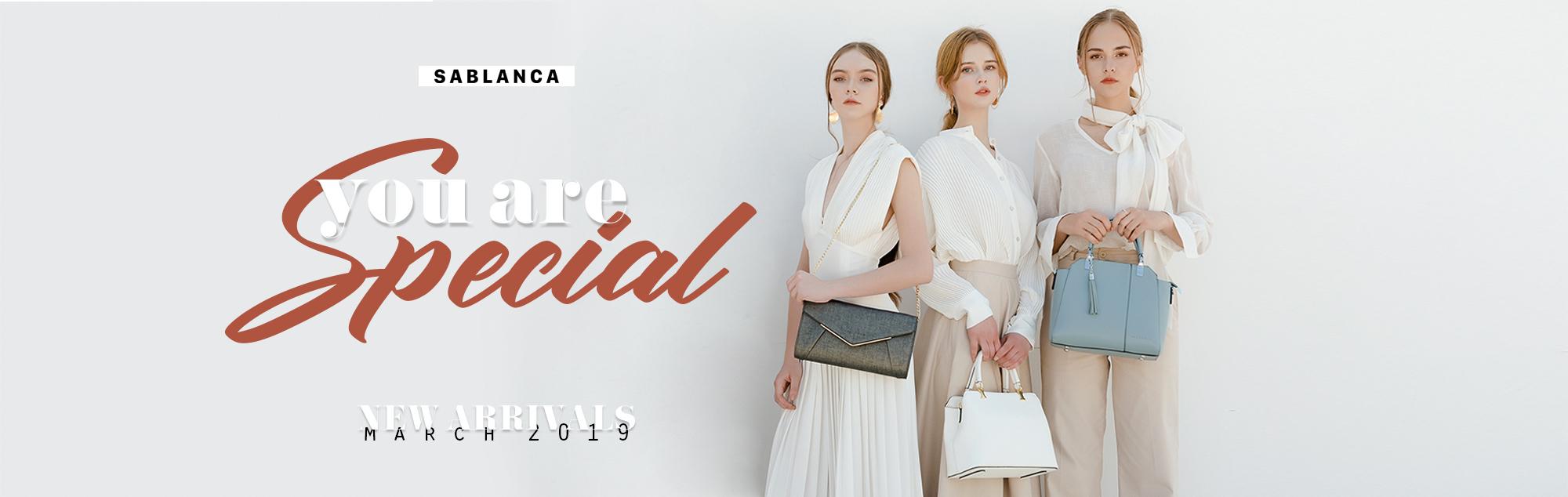 sablanca-new-arrival-march-2019