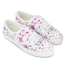 Giày Bata họa tiết hoa BA0014