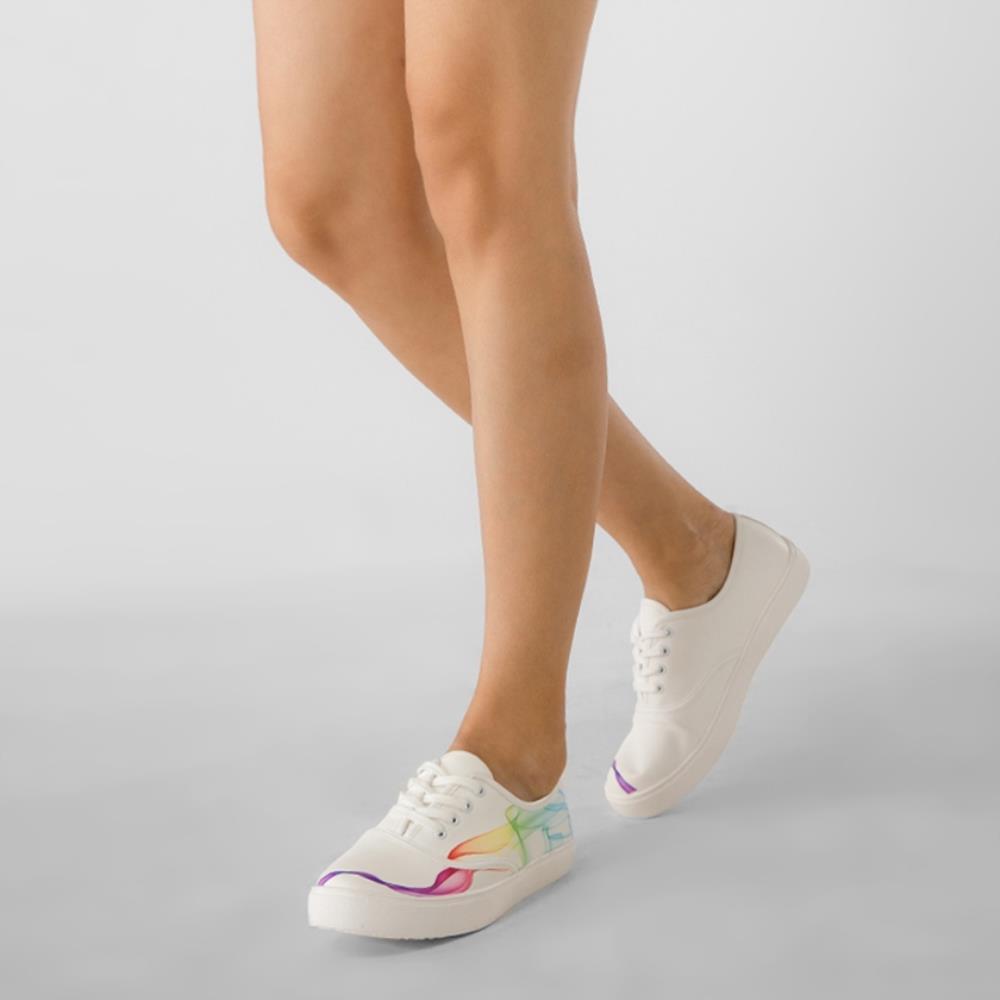 Giày Bata họa tiết BA0017