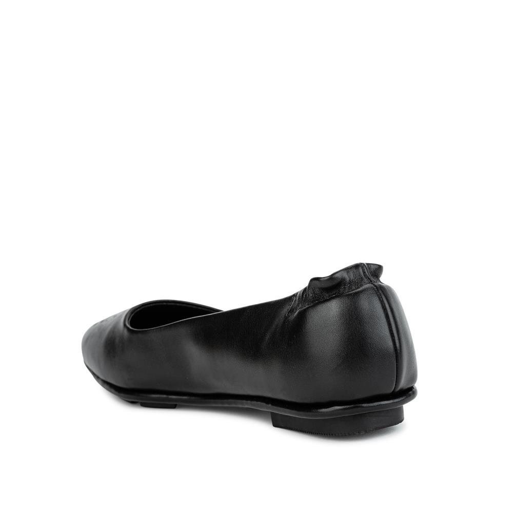 Giày búp bê họa tiết cắt laser BB0041