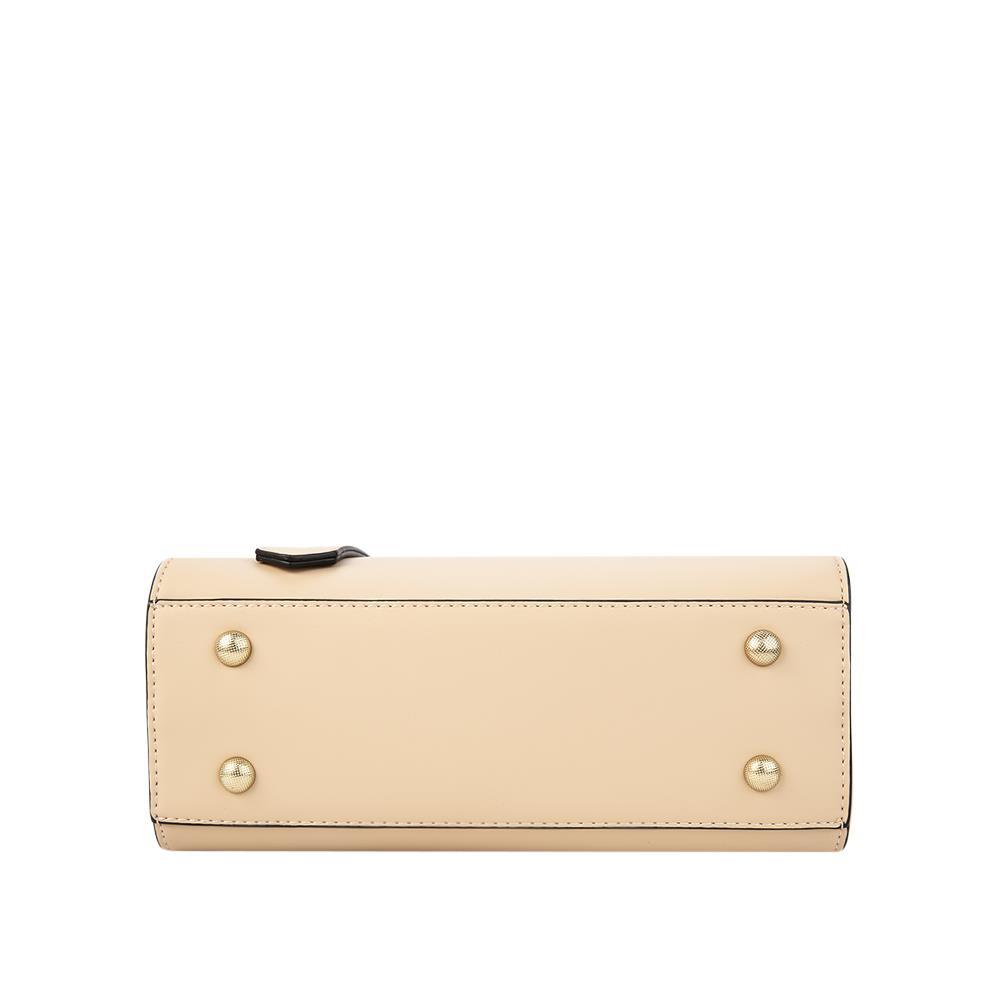 Túi xách tay phối 2 tone màu HB0089