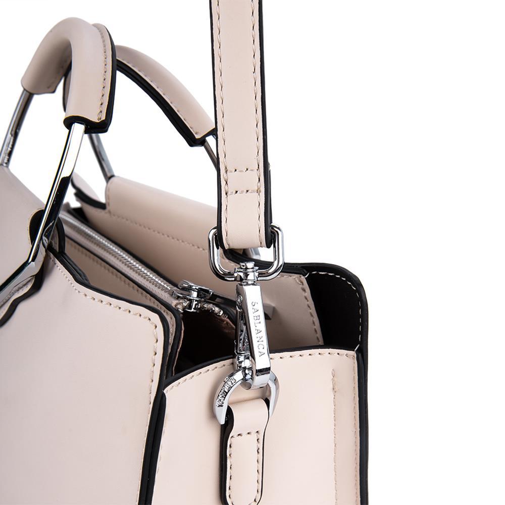 Túi xách tay quai xách kim loại HB0094