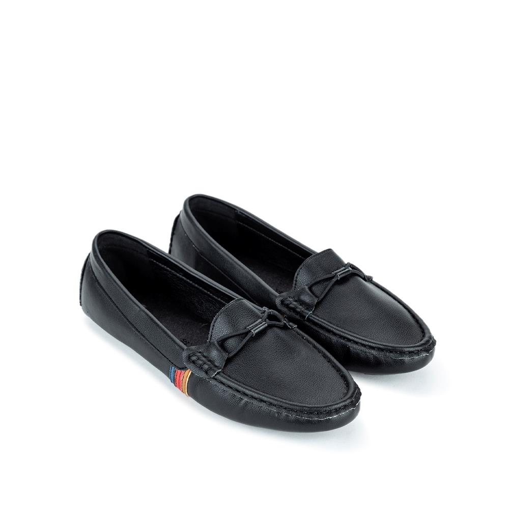 Giày mọi phối họa tiết 3 màu MO0010