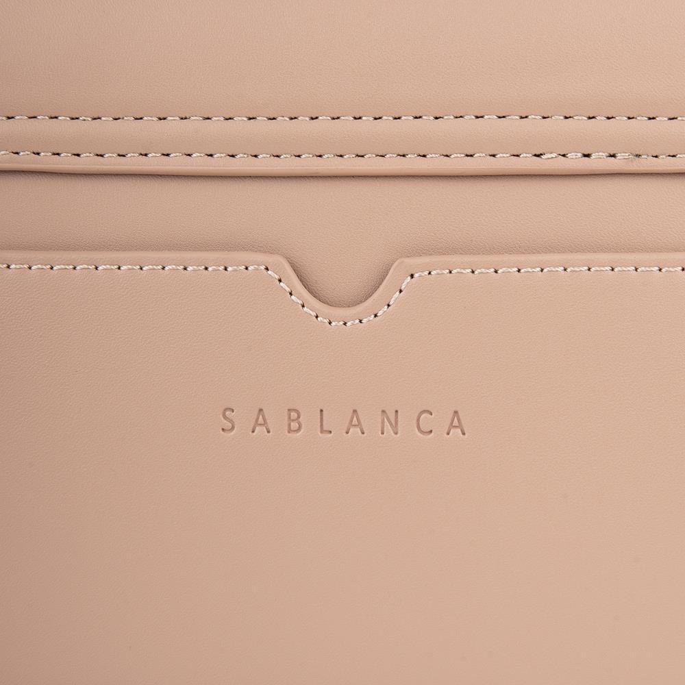 Túi xách tay nắp gập khóa kim loại SA0027