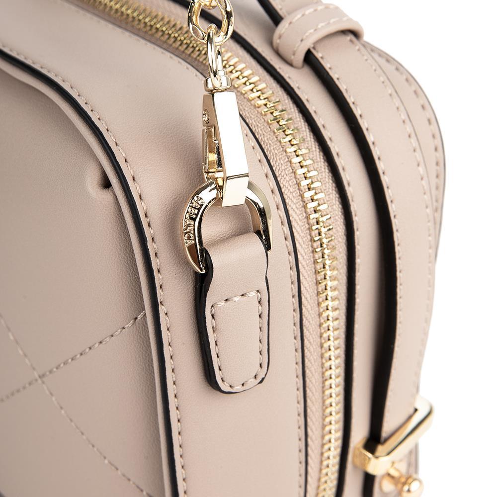 Túi đeo chéo hình hộp họa tiết dập chỉ SD0060