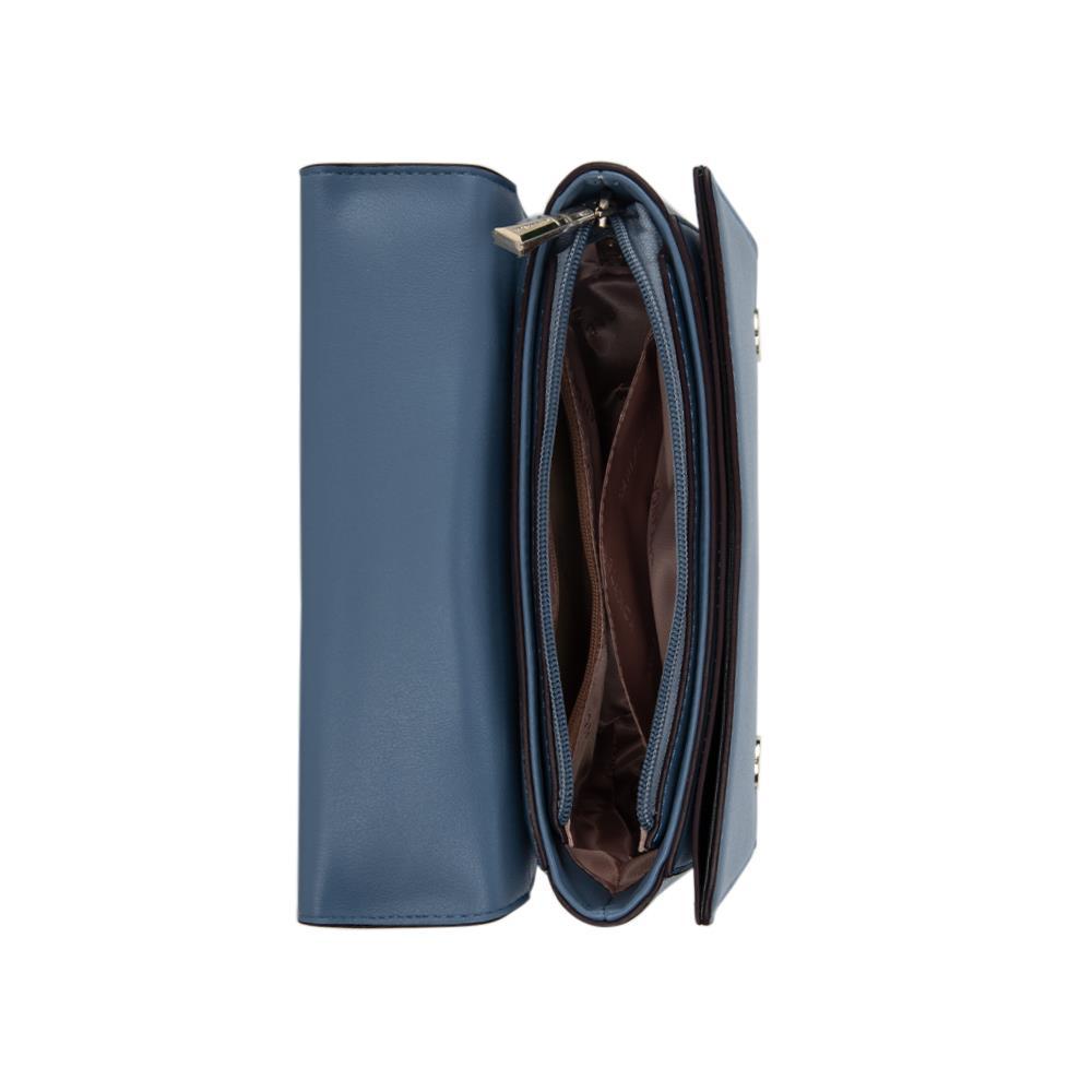 Túi đeo chéo phối 3 tone màu SD0066