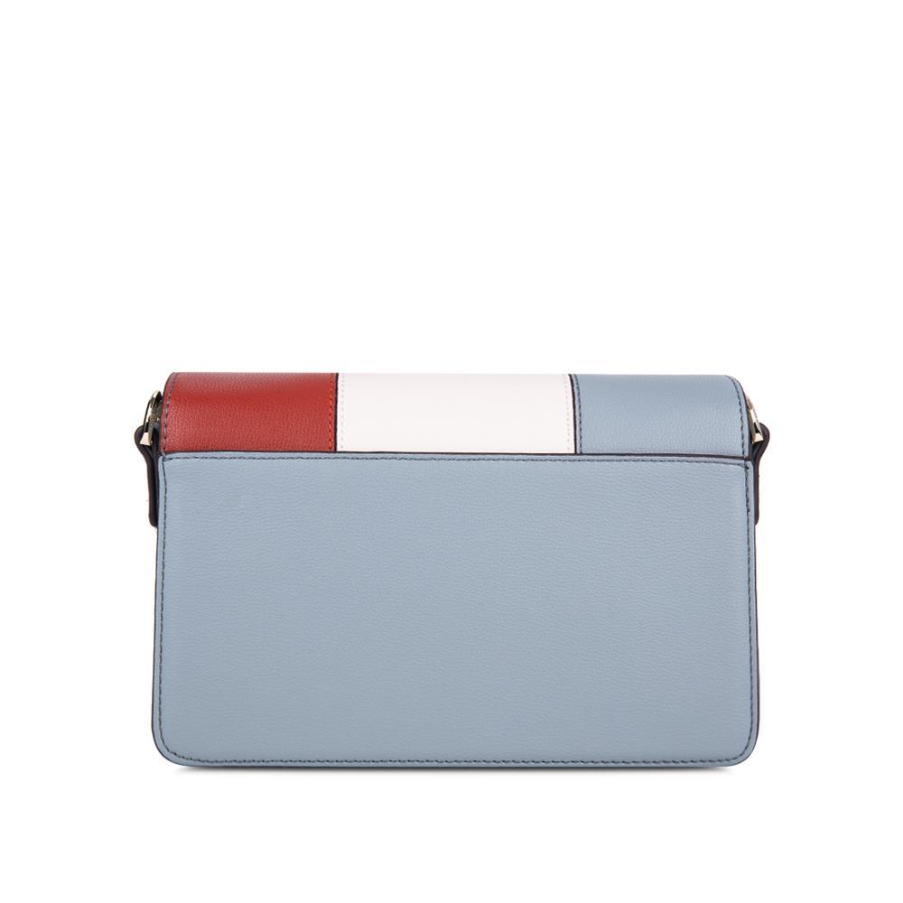 Túi đeo chéo phối 3 màu SD0070