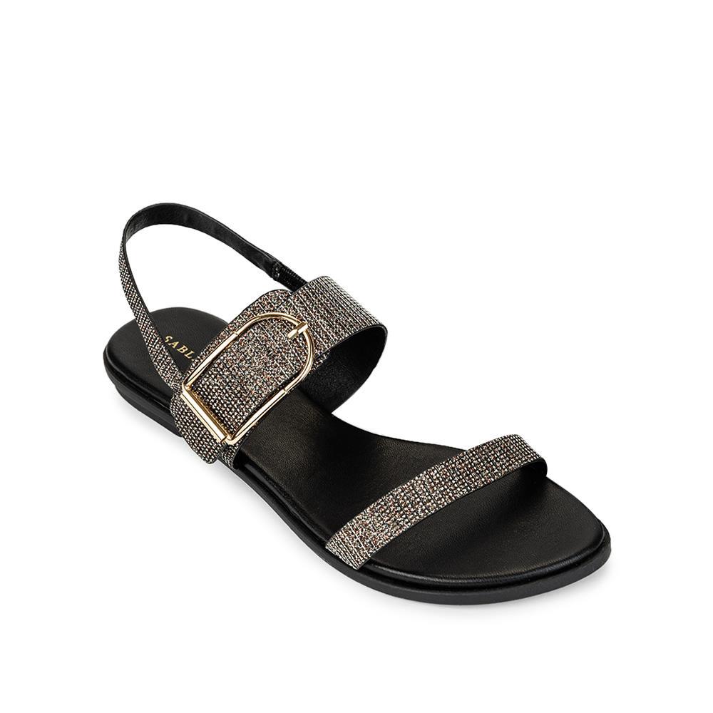 Giày Sandal đế bệt quai ngang SK0038