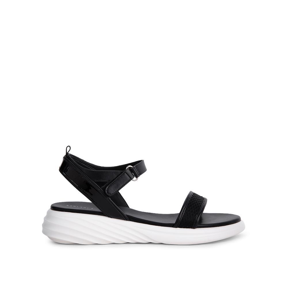 Giày Sandal đế bệt quai ngang SK0042