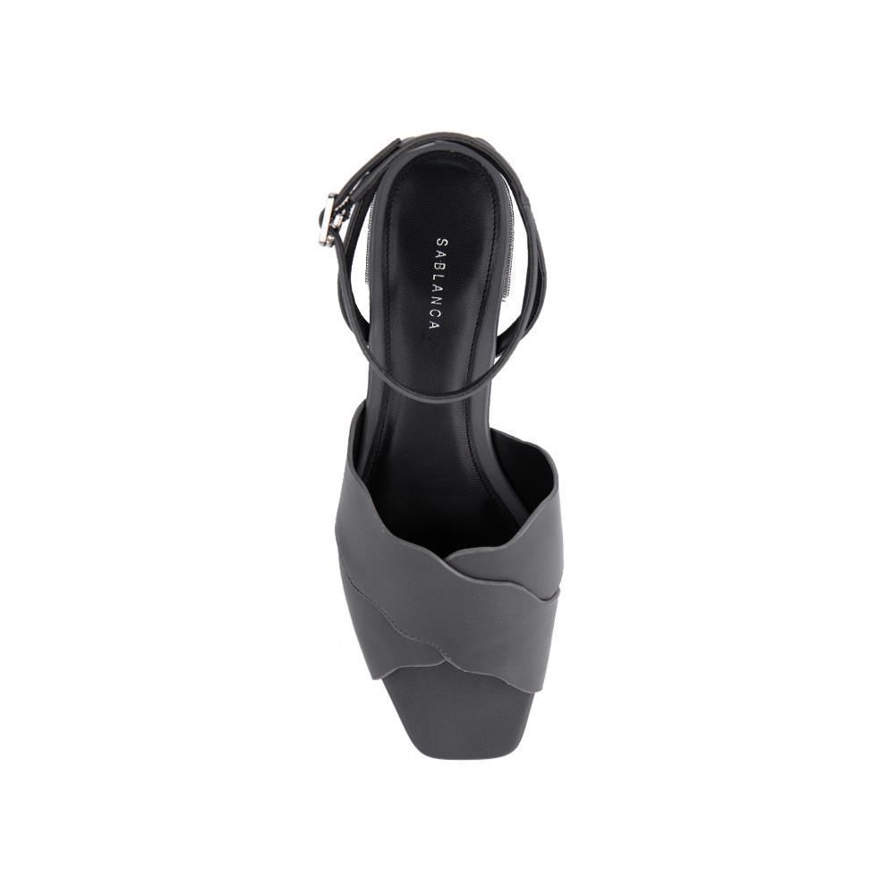 Giày Sandal đế bệt da mờ SK0044