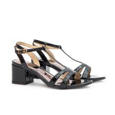 Giày sandal cao gót quai mảnh SN0037