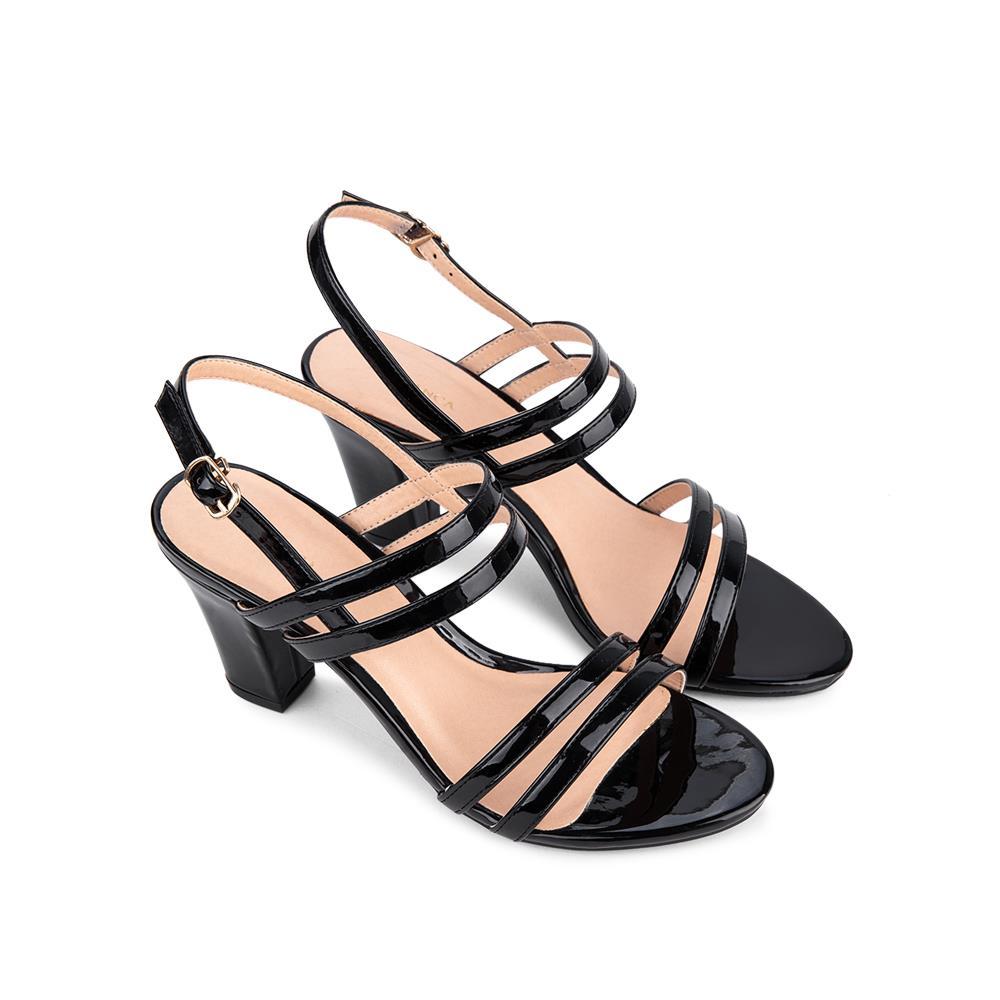 Giày sandal cao gót quai mảnh SN0038