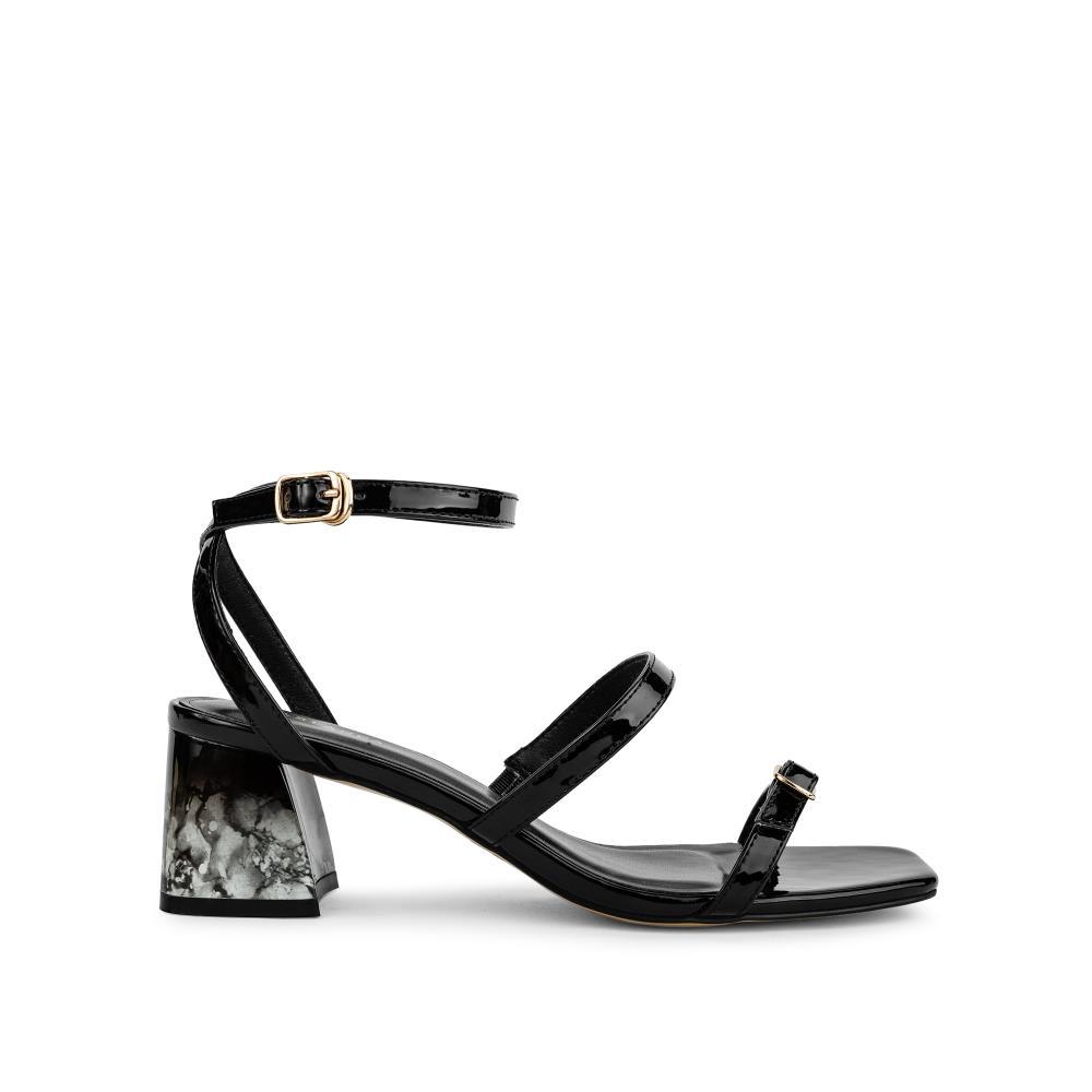 Giày sandal cao gót quai mảnh SN0070