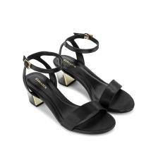 Giày sandal cao gót quai ngang SN0074