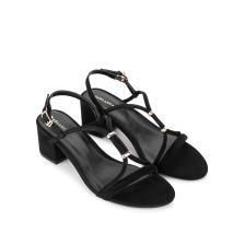 Giày sandal cao gót quai mảnh SN0076