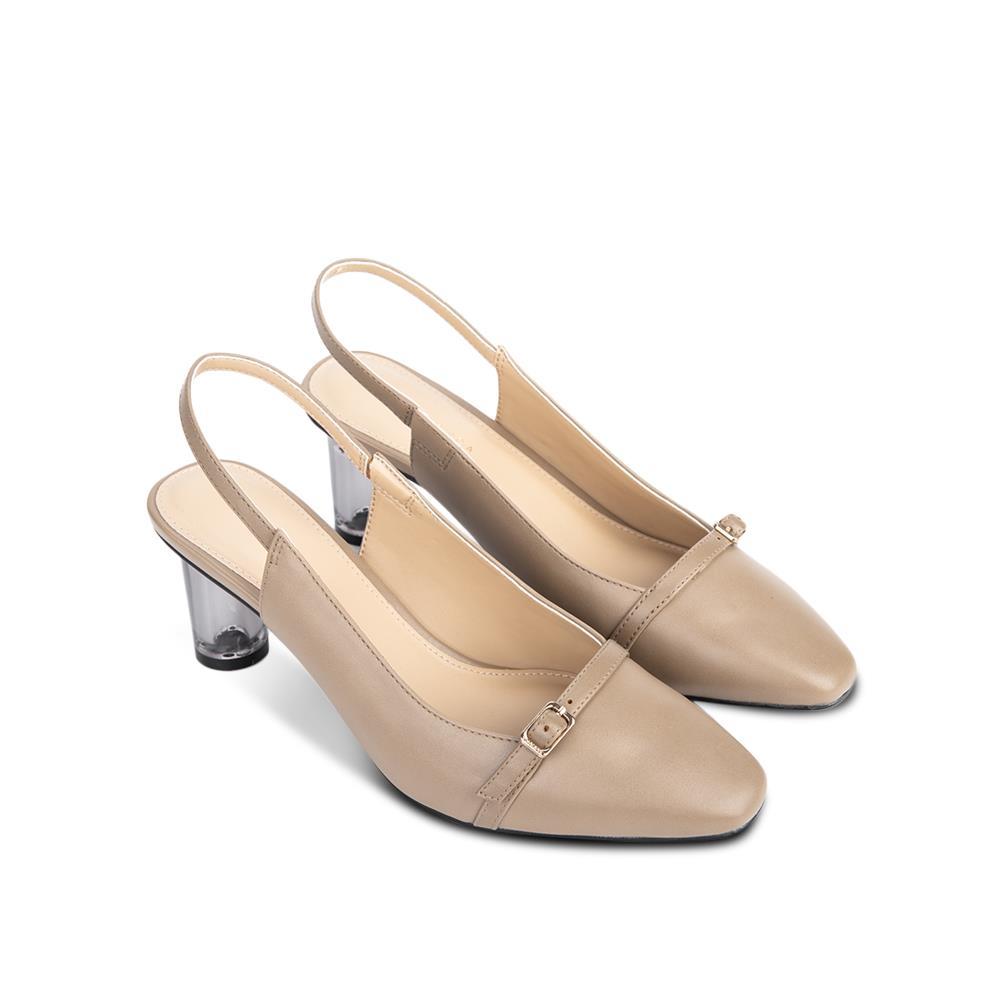 Giày sandal cao gót đế trụ SN0115