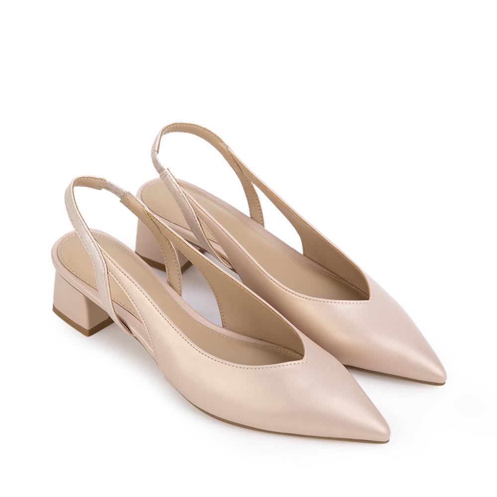 Giày sandal cao gót đế trụ SN0120