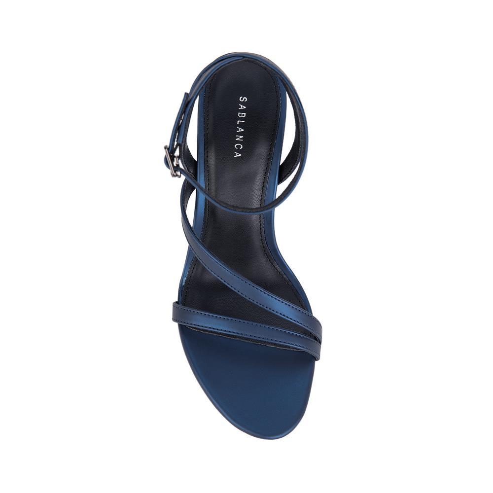 Giày sandal cao gót quai mảnh SN0121