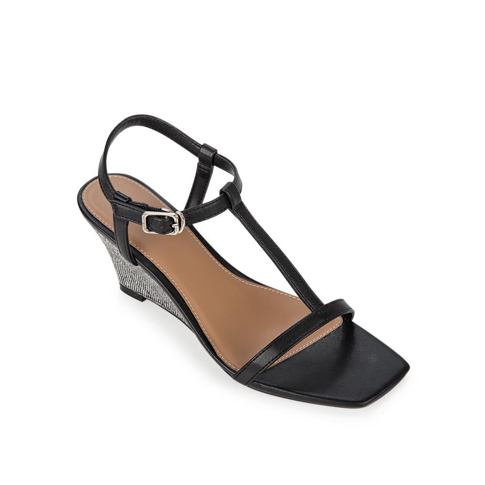 Sandal xuồng mũi vuông quai mảnh SX0014