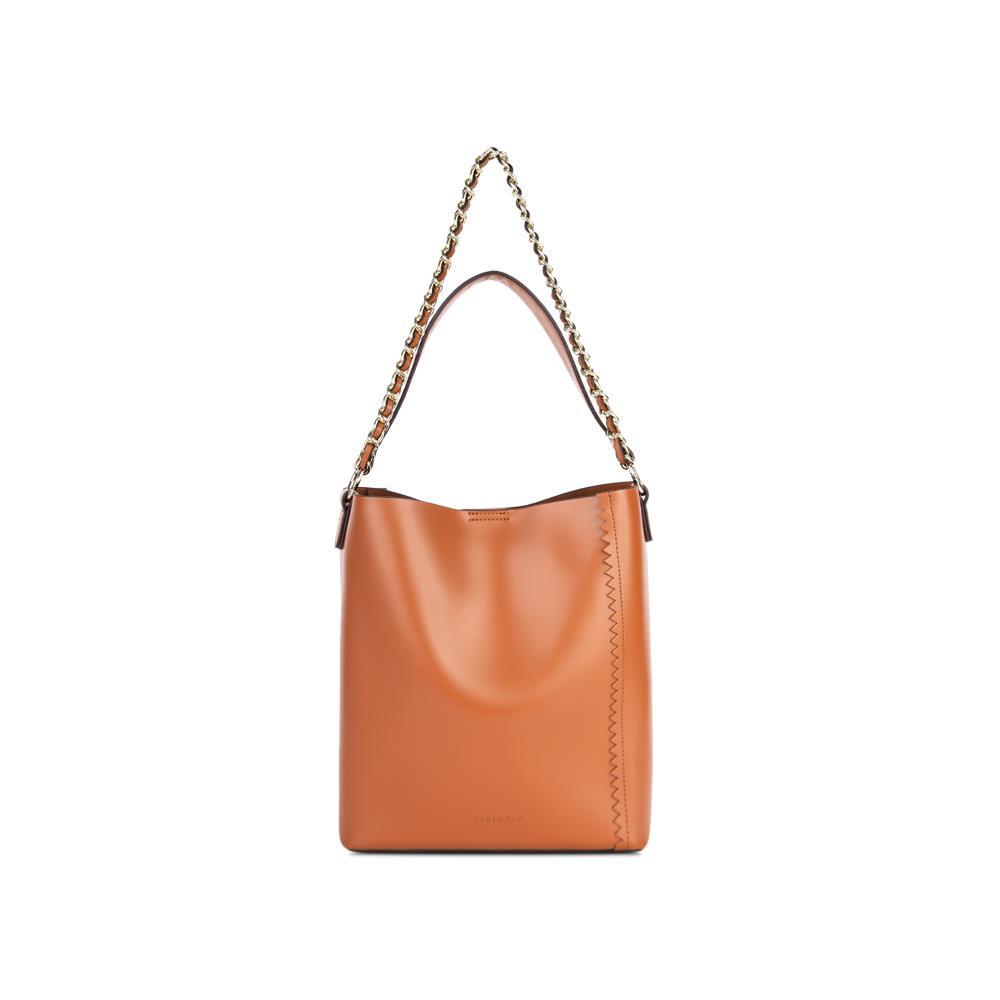 Túi tote cỡ vừa dây đeo kim loại TO0037
